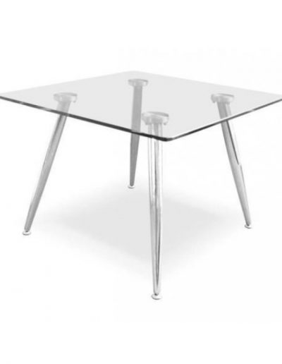 Coffee amber square table